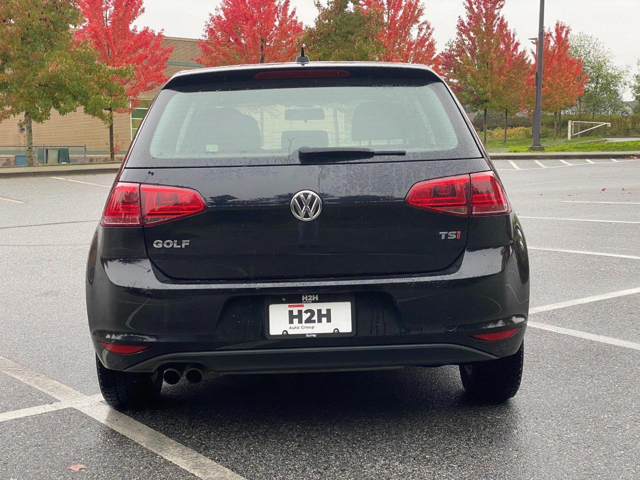 2015 Volkswagen Golf TRENDLINE Photo4
