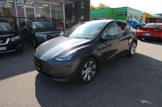 Used 2021 Tesla Model Y LONG RANGE for sale in Markham, ON