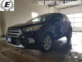 Used 2017 Ford Escape SE  ECO BOOST   DUAL EXHAUST!! for sale in Barrie, ON