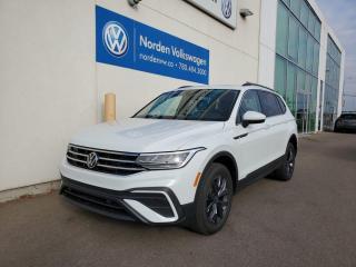 New 2022 Volkswagen Tiguan COMFORTLINE for sale in Edmonton, AB