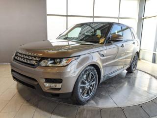 Used 2016 Land Rover Range Rover Sport Td6 HSE for sale in Edmonton, AB