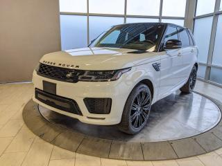 Used 2021 Land Rover Range Rover Sport HSE Dynamic for sale in Edmonton, AB