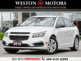 Used 2015 Chevrolet Cruze 1.8L*PICTURES COMING!!* for sale in Toronto, ON