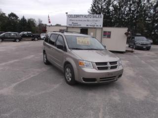 Used 2008 Dodge Grand Caravan SE for sale in Elmvale, ON