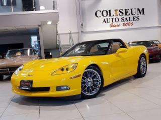 Used 2005 Chevrolet Corvette LS2-NAVIGATION-Z06 WHEEL-AUTOMATIC-NO ACCIDENTS for sale in Toronto, ON
