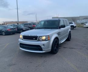 Used 2013 Land Rover Range Rover Sport SC Autobiography for sale in Calgary, AB