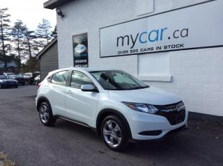 Used 2018 Honda HR-V LX BACKUP CAM. HEATED SEATS. ALLOYS. A/C. POWER GROUP for sale in Richmond, ON