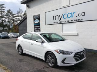 Used 2017 Hyundai Elantra GL ALLOYS. BACKUP CAM. HEATED SEATS. POWER GROUP. A/C for sale in Richmond, ON