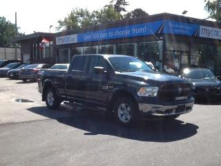 Used 2017 RAM 1500 SLT ALLOYS. A/C. TOWING PACKAGE. POWERGROUP. for sale in Kingston, ON