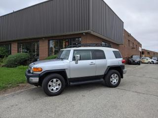 Used 2007 Toyota FJ Cruiser C-PACKAGE/ AUTO/ NO ACCIDENT for sale in North York, ON