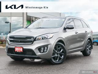 Used 2016 Kia Sorento 3.3L SX+ V6!! NAPPA LEATHER!! PANORAMIC ROOF!! NAVIGATION!! HEATED/COOLED SEATS!! for sale in Mississauga, ON