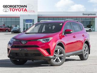 Used 2018 Toyota RAV4 LE for sale in Georgetown, ON