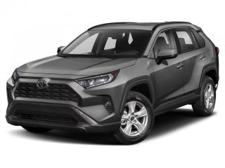 Used 2021 Toyota RAV4 XLE for sale in Georgetown, ON
