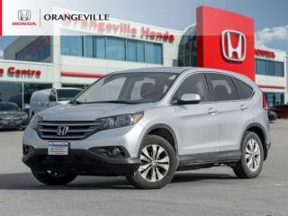 Used 2014 Honda CR-V EX NEW ARRIVAL! MORE INFO COMING SOON!! for sale in Orangeville, ON