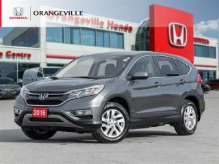 Used 2016 Honda CR-V EX-L BACKUP CAM|LANE WATCH|LEATHER|SUNROOF|AWD for sale in Orangeville, ON