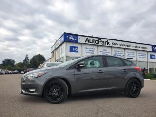 Used 2018 Ford Focus SEL SUNROOF | HEATED STEERING | HEATED DOOR MIRRORS | NAV | for sale in Brampton, ON