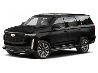 New 2021 Cadillac Escalade Sport for sale in Burnaby, BC
