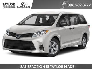 Used 2020 Toyota Sienna SE 7-Passenger for sale in Regina, SK