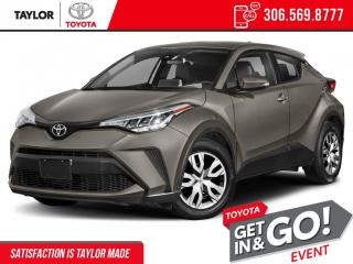 New 2021 Toyota C-HR XLE Premium for sale in Regina, SK