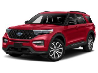 New 2021 Ford Explorer ST for sale in Salmon Arm, BC