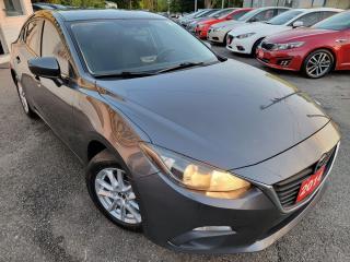 Used 2014 Mazda MAZDA3 GS-SKY/NAVI/CAMERA/LOADED/ALLOYS for sale in Scarborough, ON