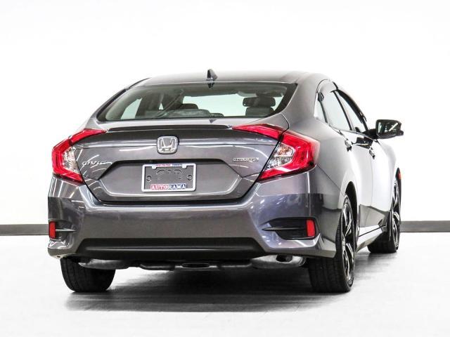 2016 Honda Civic Touring Leather Sunroof Navigation Heated Seats