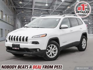 Used 2016 Jeep Cherokee North for sale in Mississauga, ON