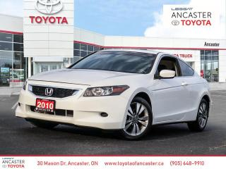 Used 2010 Honda Accord EX-L for sale in Ancaster, ON