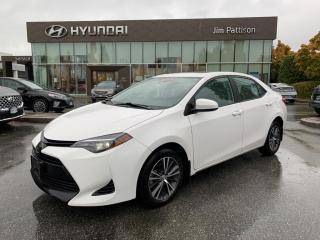 Used 2018 Toyota Corolla LE, No Accident and Local for sale in Port Coquitlam, BC