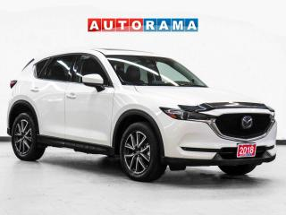 Used 2018 Mazda CX-5 GT AWD Leather Sunroof Navigation for sale in Toronto, ON