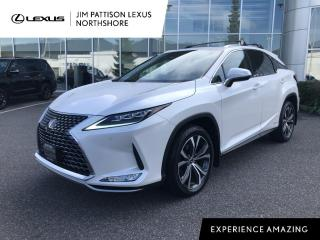 Used 2020 Lexus RX 450h for sale in North Vancouver, BC