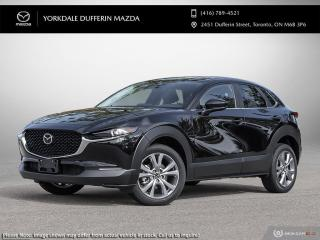 New 2021 Mazda CX-30 GS for sale in York, ON