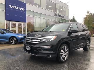 Used 2018 Honda Pilot Touring for sale in Surrey, BC