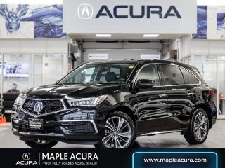Used 2019 Acura MDX Tech for sale in Maple, ON