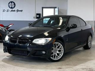 Used 2012 BMW 328i Coupe XDRIVE AWD M PACKAGE|6 SPEED|PUSH BUTTON|CLEAN CF| for sale in Oakville, ON