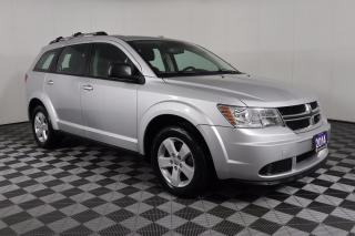 Used 2014 Dodge Journey CVP/SE Plus NO ACCIDENTS - LOCALLY OWNED TRADE-IN | ROOF RACK | AIR CONDITIONING | POWER ACCESSORIES for sale in Huntsville, ON
