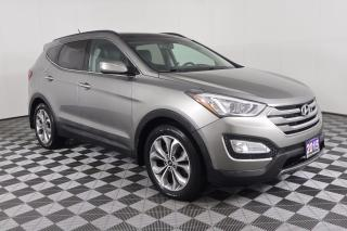 Used 2015 Hyundai Santa Fe Sport 2.0T SE 1 OWNER - LOCAL TRADE-IN | LEATHER | AWD | PANORAMIC MOONROOF | HEATED SEATS & WHEEL for sale in Huntsville, ON