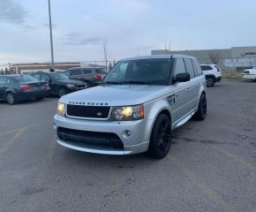 Used 2013 Land Rover Range Rover Sport SC Autobiography  I $0 DOWN-EVERYONE APPROVED! for sale in Calgary, AB
