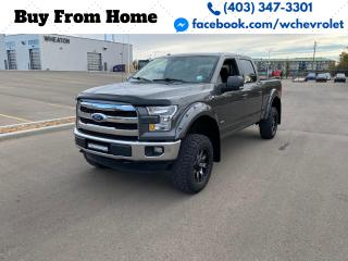Used 2016 Ford F-150 for sale in Red Deer, AB