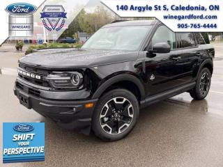 New 2021 Ford Bronco Sport Outer Banks for sale in Caledonia, ON