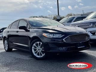 Used 2019 Ford Fusion SE for sale in Midland, ON