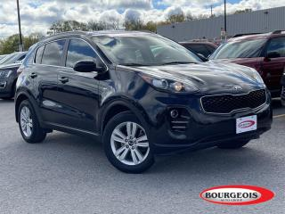 Used 2017 Kia Sportage LX for sale in Midland, ON