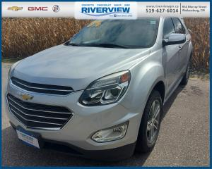 Used 2016 Chevrolet Equinox LTZ Keyless Entry | Cruise Control | New All Season Tires | OnStar for sale in Wallaceburg, ON
