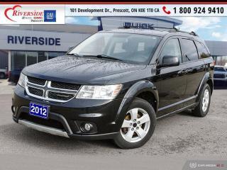 Used 2012 Dodge Journey SXT & Crew for sale in Prescott, ON