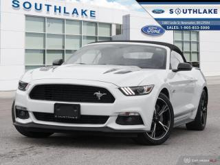 Used 2017 Ford Mustang GT Premium AUTO|CONVERTIBLE for sale in Newmarket, ON