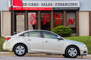 Used 2014 Chevrolet Cruze 1LT | 1.8 L | Auto | Bluetooth | Power Group for sale in Oshawa, ON