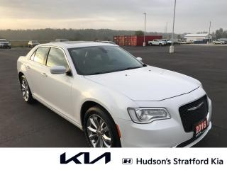 Used 2016 Chrysler 300 Touring AWD | Leather Seats | Dual Zone Climate Controls for sale in Stratford, ON