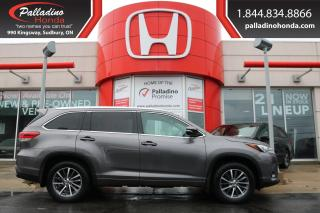 Used 2018 Toyota Highlander for sale in Sudbury, ON