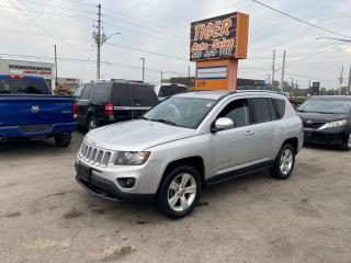 Used 2014 Jeep Compass Sport*4X4*4 CYLINDER*ONLY 101KMS*CERTIFIED for sale in London, ON