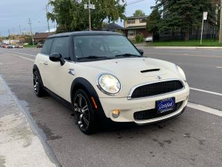 Used 2010 MINI Cooper S for sale in Scarborough, ON